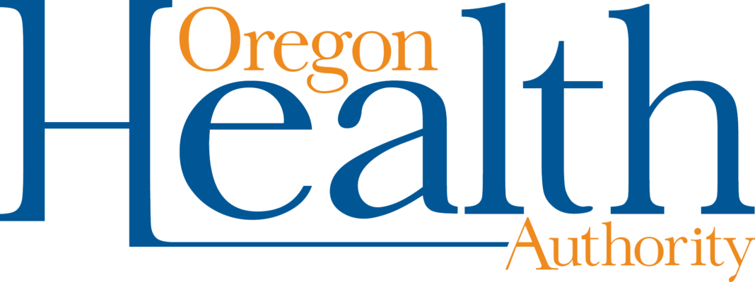 Oregon Health Authority logo